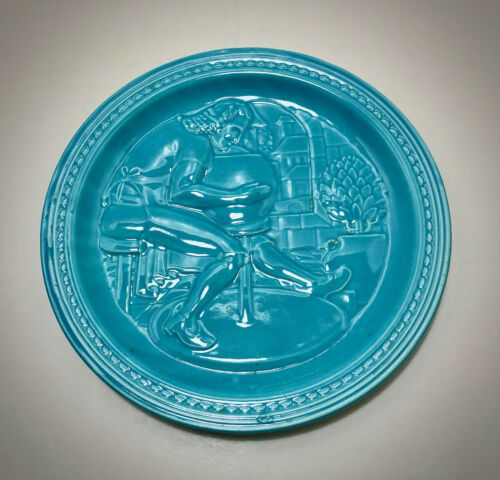 1940 World's Fair Plate, Collector's Item