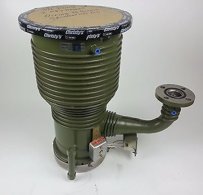 Rebuilt Varian Vhs-250 Diffusion Pump