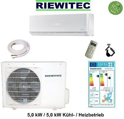 Klimaanlage CS-50V3G-1B167 mit 5,0 KW, 5 m K-Leitung und WiFi, EEK A++/A+, R32 gebraucht kaufen  Beelitz