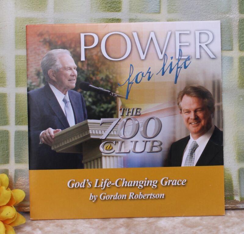 Gordon Robertson - God's Life-Changing Grace CD