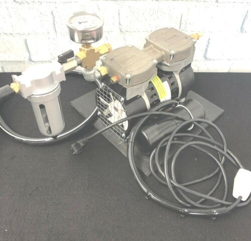 Milker Vacuum Pump for Milking Machine Cow Goat or Sheep Vacuum Bucket Milking
