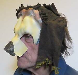 WOOF! WOOF! !!  --  DOG MASK - great FUN for dress-up Party Crafers West Adelaide Hills Preview