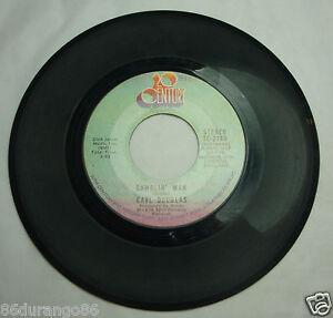 45-RPM-RECORD-CARL-DOUGLAS-KUNG-FU-FIGHTING-GAMBLIN-MAN-20TH-CENTURY-RECORDS