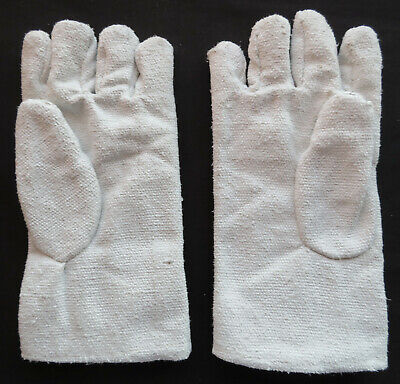 High Temperature Heat Resistant Lined Protective Gloves 13 Furnace Stove Fire