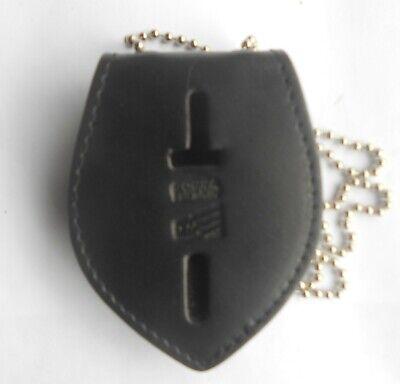 Cobra Ct27 Universal Shield Badge Holder For Belt Or Neck Police Security Badge