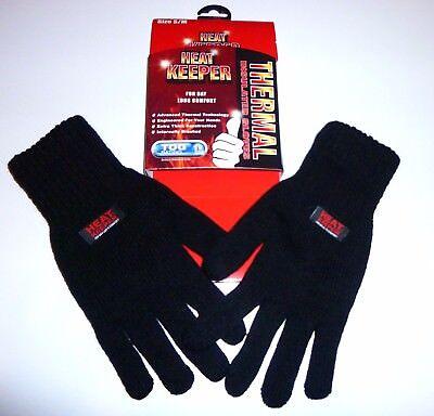 Warme Winter-handschuhe (Thermo Handschuhe Winter Warm gefüttert HEAT KEEPER Tog 1,9 I Touchscreen)