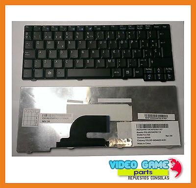 Teclado Español Acer Aspire One D150 D250 KAV60 Series MP-08B46E0-9201 NUEVO