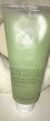 White Patchouli Body - VICTORIA SECRET HONEYSUCKLE WHITE PATCHOULI BALANCING  BODY WASH 6.7 oz