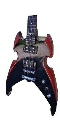 Silvertone Paul Stanley Guitar