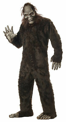 Adult Big Foot Sasquatch Gorilla Full Suit Costume (Bigfoot Costume)