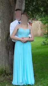 Size 8 Prom Dress *Perfect Condition*