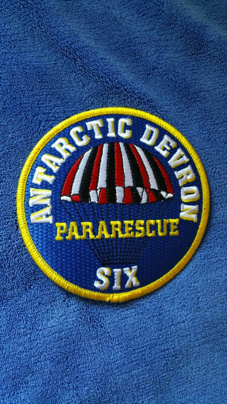 Antarctica Patch; Operation Deep Freeze; McMurdo; South Pole; Antarctic; Navy