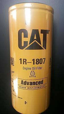 CATERPILLAR 1R-1807 OIL FILTER ADVANCED HIGH EFFICIENCY  BRAND NEW