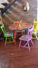 4 Chairs and 1 Table Toowoomba 4350 Toowoomba City Preview