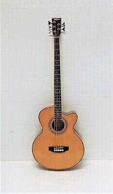 5 String  Electric Acoustic Bass/4EQ 165F-N