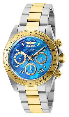 Invicta Men's Speedway Quartz Chronograph Stainless Steel Watch 28668