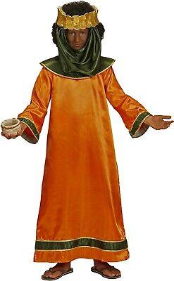 WIM 08845 Kostüm Heilige Könige Caspar Weihnachten Bibel Krippenspiel Krippe