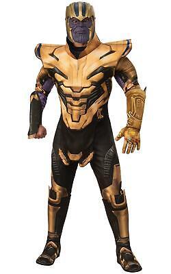 Thanos Avengers Endgame Marvel Dc Comics Deluxe Fancy Dress Costume