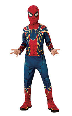 Avengers Infinity War - Iron Spider / Spider-Man Child Costume