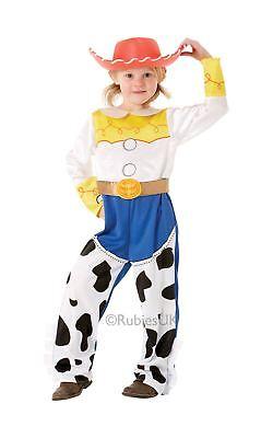 Mädchen Jessie Toy Story Disney Pixar Cowboy Movie Film Kostüm Kleid Outfit