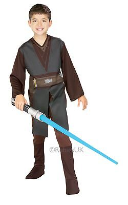 Jungen Anakin Skywalker Jedi Ritter Star Wars Movie Film Kinder Kostüm Kostüm