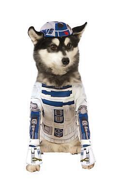 R2-D2 Star Wars Dog Disney Fancy Dress Costume ()