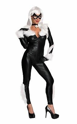 Black Cat Womens Costume Ladies Fancy Dress outfit ()