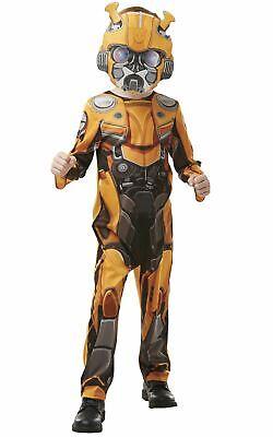 Bumble Bee Transformers Boy's Fancy Dress