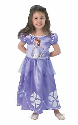 Mädchen Sofia die Erste Disney Prinzessin Tv-Show Lila - Sofia Die Erste Outfit
