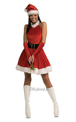 Costume Inspiration (FANCY DRESS COSTUME ~ LADIES SANTAS INSPIRATION MED)