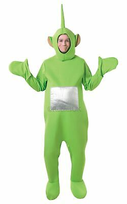 Adult Dipsy Teletubbies Licensed Kids TV Fancy Dress Costume Party - Dipsy Kostüm