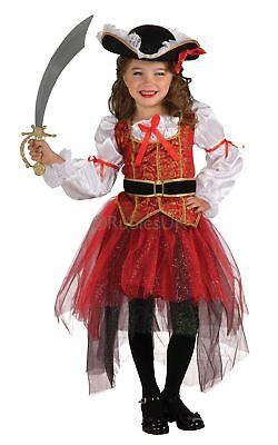 Mädchen Prinzessin der Meere Pirat Freibeuter Maskenkostüm Tutu - Hut Pirat Kostüme Maske