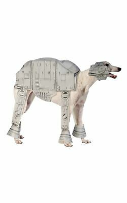 AT-AT Star Wars Dog Costume Pet Fancy Dress Outfit Disney - Star Wars Atat Hunde Kostüm