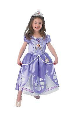 Mädchen Sofia die Erste Disney Prinzessin Tv-Show Deluxe - Sofia Die Erste Outfit