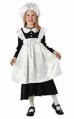 Viktorianisch Parlour Magd Diener Kostüm Party Poor Mädchen Historisch Kostüm