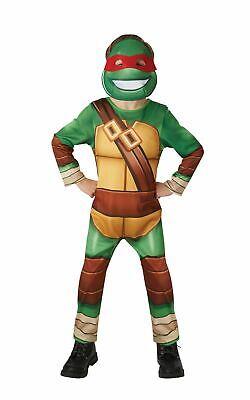 Teenage mutant Ninja Turtle TMNT Boys Costume Fancy Dress Outfit Licensed dressu