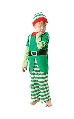 Helpful Elf Costume For Kids Christmas Costume Boys And Girls Rubies Original ](Elf Costume For Kids)