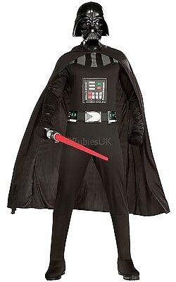 Darth Vader Official Star Wars Costume Size Medium Fancy Dress Costume