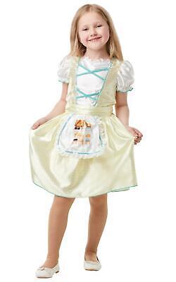 Goldilocks Girls Fancy Dress Costume School Book Week Fancy Dress Outfit