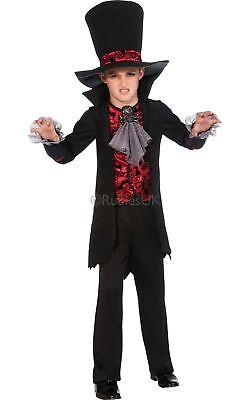 Jungen Vampir Lord Kostüm Kinder Halloween Kostüm Dracula - Vampir Lord Kinder Kostüme