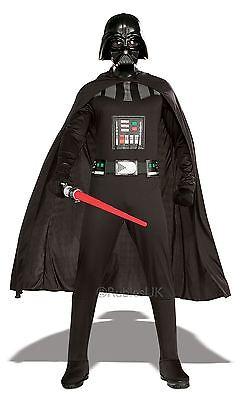 Darth Vadar, Star Wars, Standard, offiziell lizenziert Erwachsenen Kostüm - Star Wars Offizielle Kostüm