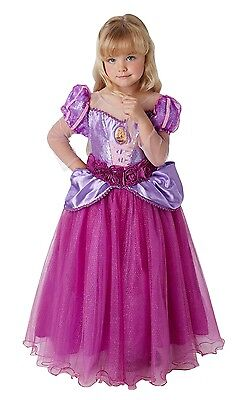 Disney Premium Prinzessin Range Rapunzel Tangled Full Abendkleid Kostüm Sale ()