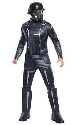 Death Trooper Star Wars Disney Mens Fancy Dress Costume TV Film Outfit