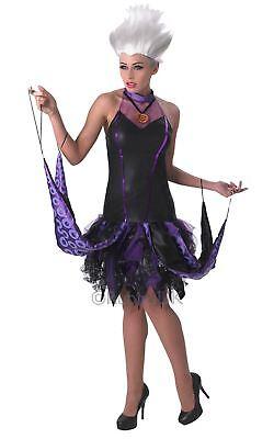 Disney Bösewichte Ursula Böse Hexe Arielle,die Meerjungfrau Kostüm Schicke ()