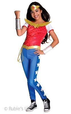 - Wonder Woman Kid Kostüme
