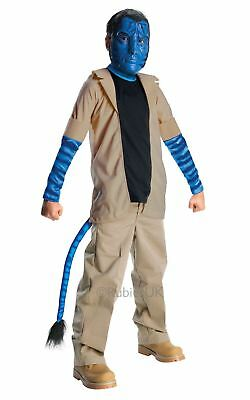 Jungen Jake Sully Avatar Film Alien Kinder Kostüm Kleid Outfit - Avatar Kostüm Kinder