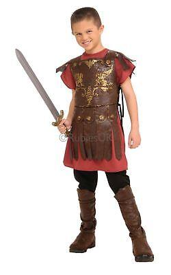 Jungen Gladiator Römische Soldat Spartan Warrior Grichischer Kostüm Kleid Outfit