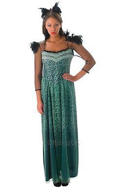 amen Zauberer von oz Kostüm Damen Kostüm Halloween Outfit (Erwachsene Zauberer Von Oz Halloween-kostüme)