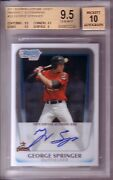 2011 Bowman Chrome George Springer