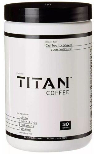 Titan Coffee, All Natural Coffee Pre-Workout for Men and Wom